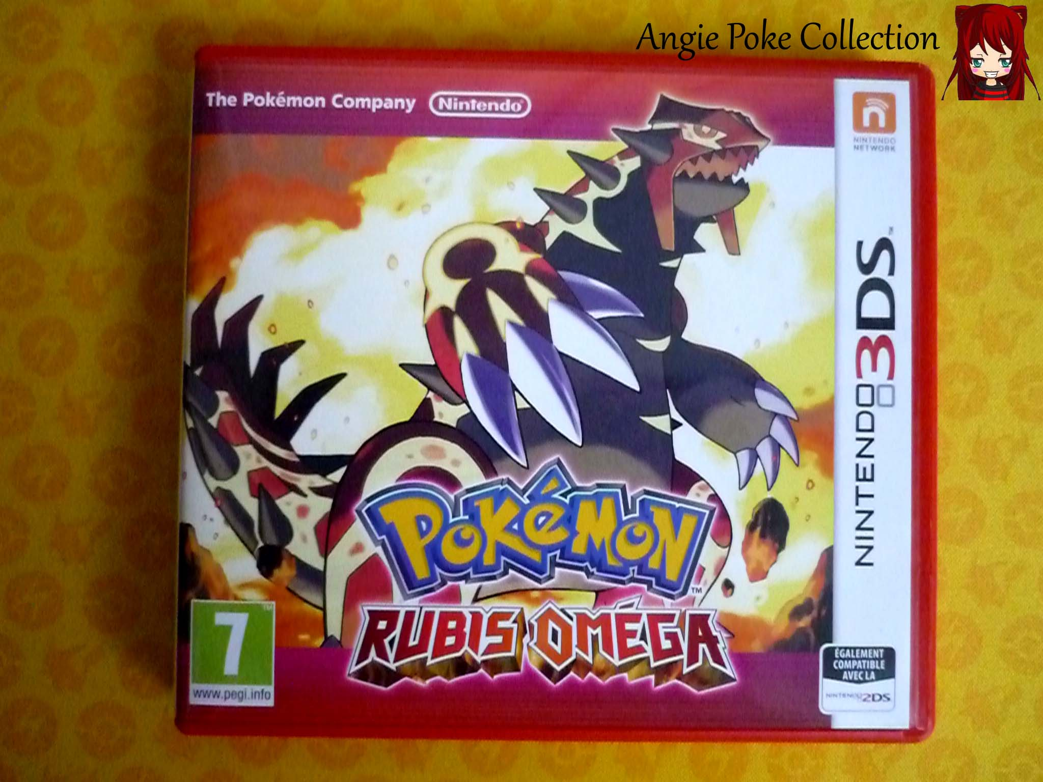 jeu nintendo ds pokemon rubis omega. Black Bedroom Furniture Sets. Home Design Ideas